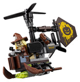 LEGO®BATMAN MOVIE Scarecrow Fearful Face-Off 70913