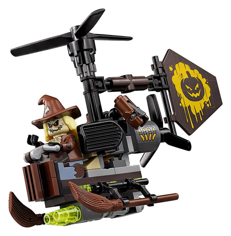 LEGO®BATMAN MOVIE Scarecrow Fearful Face-Off 70913-4