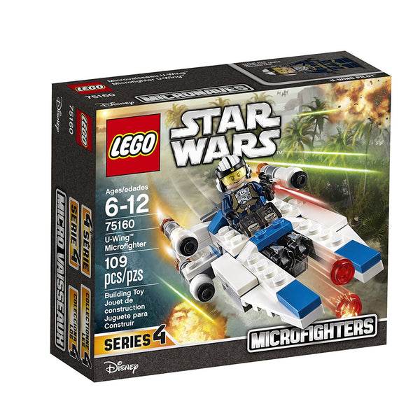 LEGO Star Wars U-Wing Microfighter 75160 brickskw bricks kw kuwait online