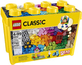 LEGO Classic Large Creative Brick Box 10698 Build Your Own Creative Toys, Kids Building Kit (790 Pieces) brickskw bricks kw q8 kuwait online store puzzle lego toys play baby kids adult تركيب ليقو ليجو ذكاء مهارات العاب محل