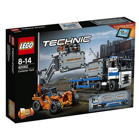 Technic container truck 2in1 42062