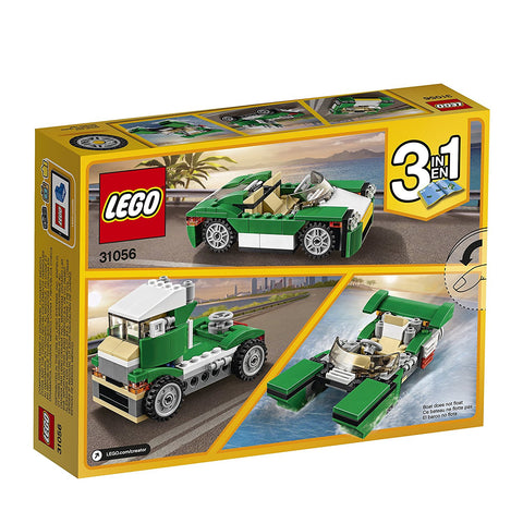 Creator Green Cruiser 31056-2