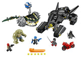 LEGO Super Heroes 76055 Batman: Killer Croc Sewer Smash brickskw bricks kw kuwait
