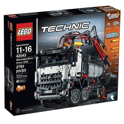 Technic Mercedes Benz Arocs 42043