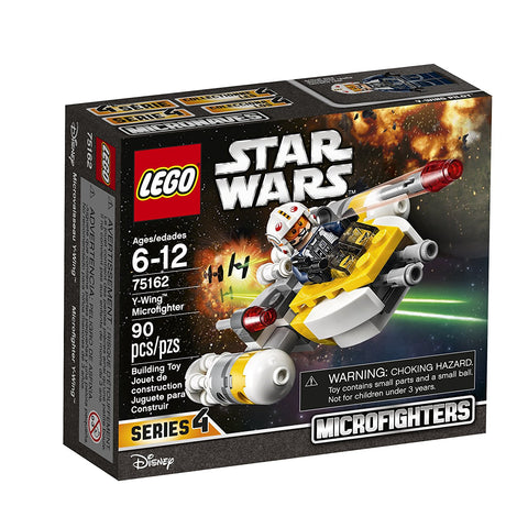 Star Wars Y-Wing Microfighter 75162-1