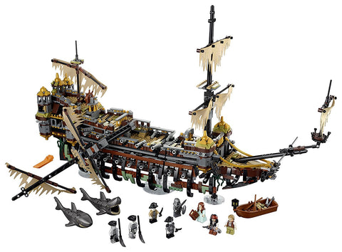 LEGO Pirates of the Caribbean Silent Mary 71042-3