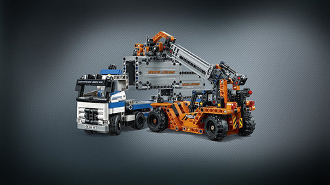 Technic container truck 2in1 42062-4
