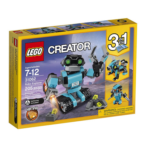 Creator Robo Explorer 31062 3in1-1