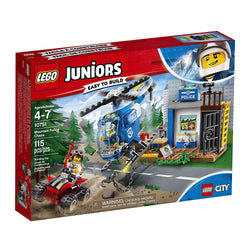 LEGO City Juniors Mountain Police Chase 10751 brickskw bricks kw kuwait online