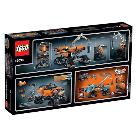 Technic Arctic Truck 2in1 42038-2