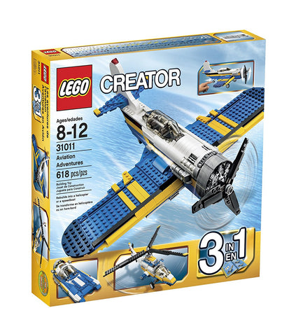 Creator Aviation Adventure 31011