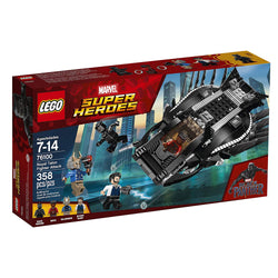 LEGO Marvel Super Heroes Royal Talon Fighter Attack 76100 brickskw bricks kw kuwait online