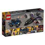 LEGO Marvel Super Heroes Black Panther Pursuit 76047 brickskw bricks kw kuwait