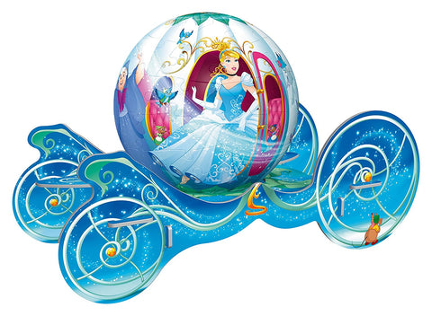 Ravensburger Disney Princess-Cinderellas Carriage 3D Puzzle 118236-2