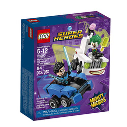 LEGO DC Super Heroes Mighty Micros: Nightwing vs. The Joker 76093 brickskw bricks kw kuwait online