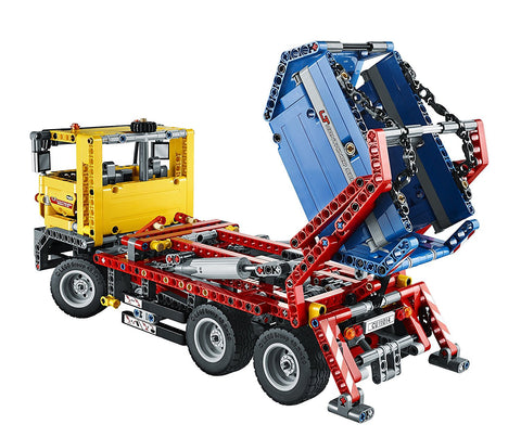 Technic Container Truck 2in1 42024-4