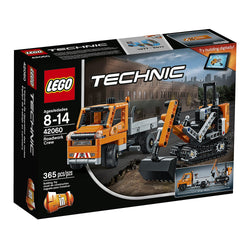 Technic Roadwork Crew 42060