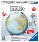 Ravensburger-The Earth 3D Puzzle 124367 brickskw bricks kw kuwait online