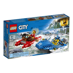 LEGO City Police Wild River Escape 60176 brickskw bricks kw kuwait online