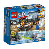 LEGO City Coast Guard Starter Set 60163 brickskw bricks kw kuwait online