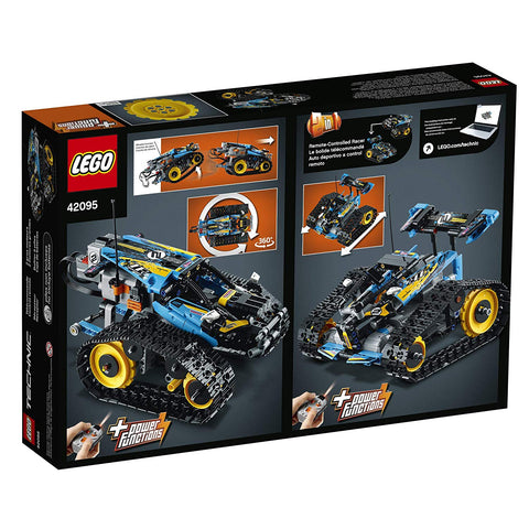 Technic Remote-Controlled Stunt Racer 2in1 42095-2