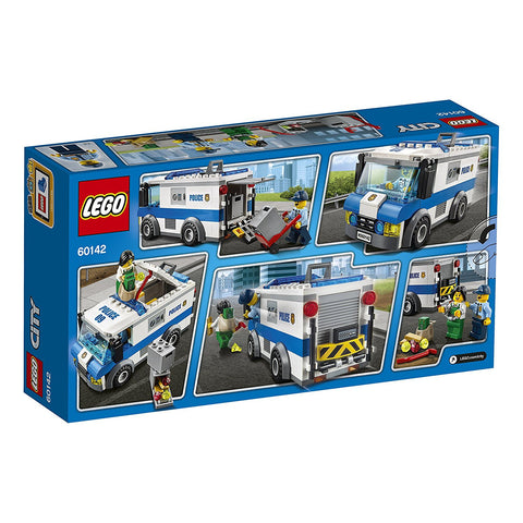City Money Transporter 60142-2