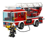 CITY Fire Ladder Truck 60107