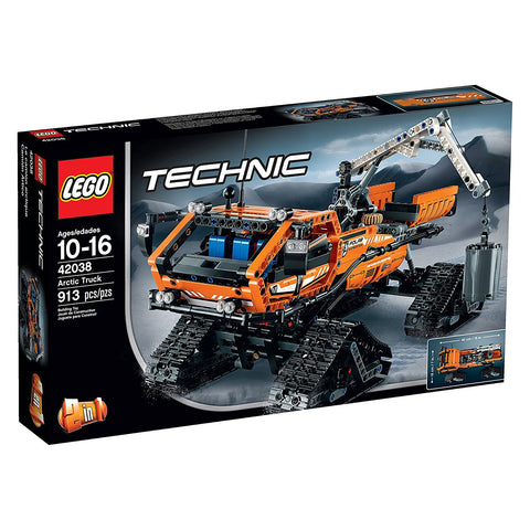 Technic Arctic Truck 2in1 42038
