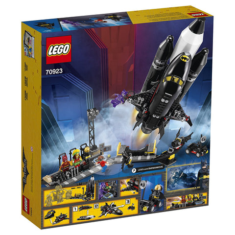 LEGO®BATMAN MOVIE The Bat-Space Shuttle 70923-2