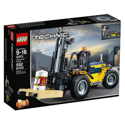 Technic Heavy Duty Forklift 2in1 42079