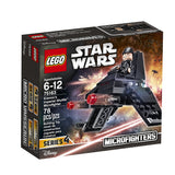 LEGO Star Wars Krennic's Imperial Shuttle Micro Fighter 75163 brickskw bricks kw kuwait online