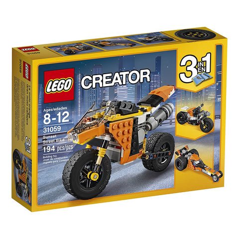 Creator Sunset Street Bike 31059