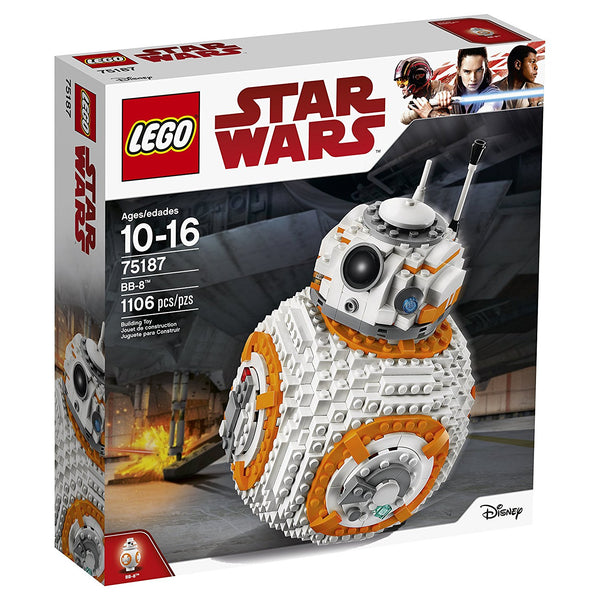 LEGO Star Wars BB-8 75187 brickskw bricks kw kuwait