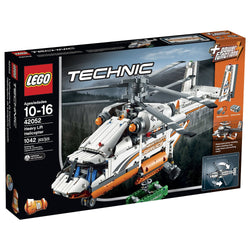 Technic HeavyLift Helicopter 2in1 42052