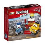 LEGO Juniors Guido and Luigi's Pit Stop 10732 brickskw bricks kw kuwait