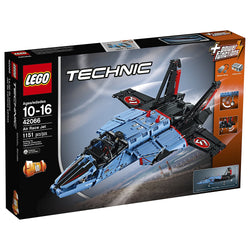Lego Technic Air Race Jet 42066 brickskw bricks kw kuwait
