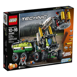 Lego Technic Forest Machine 42080 brickskw bricks kw kuwait online