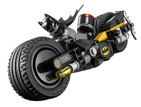 Super Heroes Batman: Gotham City Cycle Chase 76053-4