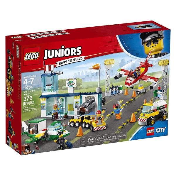 LEGO Juniors City Central Airport 10764 brickskw bricks kw kuwait online
