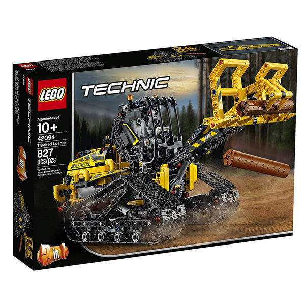 LEGO Technic Tracked Loader 42094 Building Kit, New 2019 brickskw bricks kw kuwait online