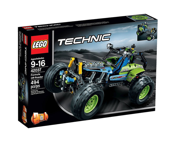 Technic Formula Off-Roader 42037