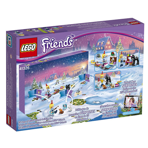 Friends Advent Calendar 41326-2