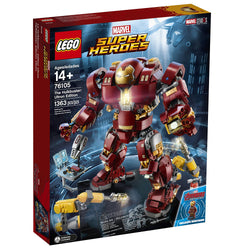 LEGO Super Heroes The Hulkbuster: Ultron Edition 76105 brickskw bricks kw kuwait online
