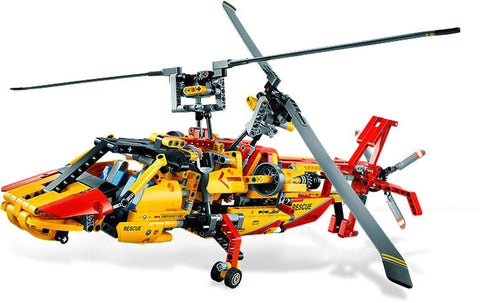Technic Helicopter 9396-4