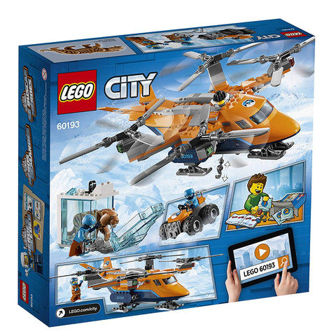 City Arctic Air Transport 60193-2