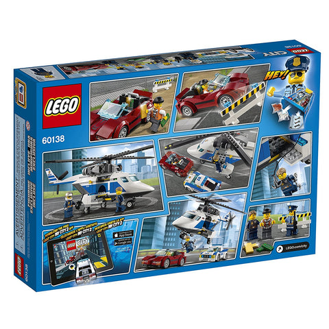 LEGO City High-speed Chase 60138-2
