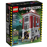 Lego Ghostbusters Firehouse Headquarters 75827 brickskw bricks kw kuwait