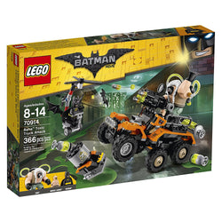 LEGO®BATMAN MOVIE Bane Toxic Truck Attack 70914
