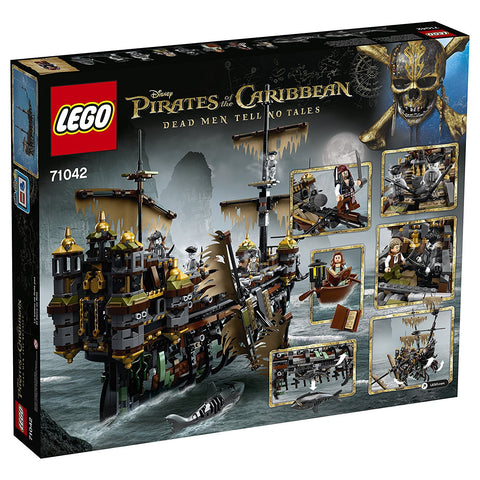 LEGO Pirates of the Caribbean Silent Mary 71042-2