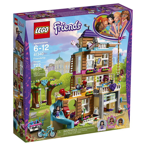 LEGO Friends Friendship House 41340 brickskw bricks kw kuwait online
